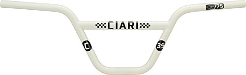 Ciari Crossbow CM775 7.75 Handlebar White by Ciari