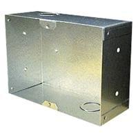 Alpha Communications Flush Backbox-Steel-----Ir150N