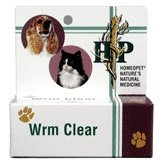 Homeo Pet Worm Clear (Intestinal Aide) 15ml Bottle