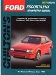 Chilton Crown Victoria/Grand Marquis 1989-2011 Repair Manual ()