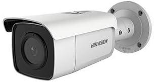IP Bullet 4K Ultra HD Cam/éra de surveillance avec filtre anti-fausses alarmes Hikvision DS-2CD2T86G2-2I 2,8 mm