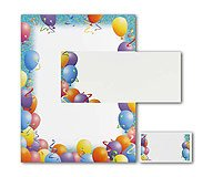 Masterpiece Party Letterhead - 8.5 x 11 - 100 Sheets ()