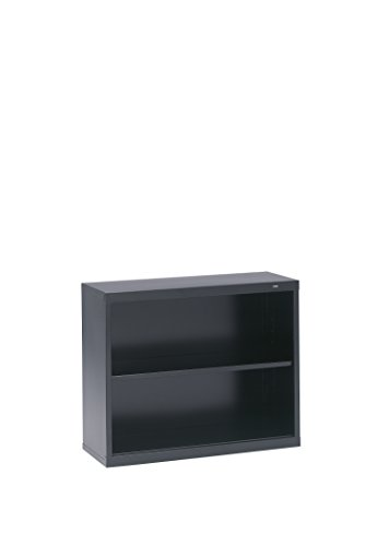Tennsco Corporation B-30BK Welded Bookcase, 34-1/2