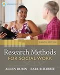 Empowerment Series: Research Methods for Social Work, Loose-leaf Version