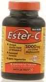 (American Health Ester C 1000mg Ctrs Bioflvnds)