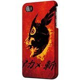 R2731 Akame Ga Kill Night Raid Case Cover For IPHONE 5 5S SE