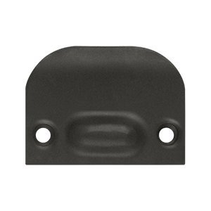 Deltana FLSP335 2-1/4'' x 1-5/8'' Full Lip Strike Plate, Oil Rubbed Bronze