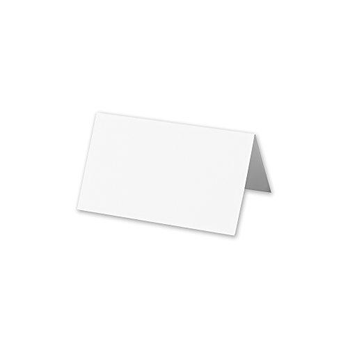 Cranes Kid Pearl White Bulk Place Card