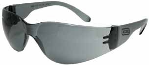 Oregon Part # 42-138 FITS PROTECTIVE EYEWEAR GRAY TEMPLE & - Temples Gray Lens