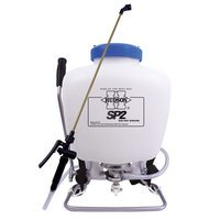 4 Gallon Piston Pump Poly (A.M. Leonard Hudson Piston Pump Sprayer, 150 psi - 4 Gallon)