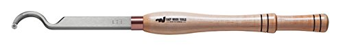 Easy Wood Tools # 6305 Full-Size Hollower #3 Carbide Insert Lathe Hollowing Tool, Maple Handle, Ci3 Cutter, Overall length: 25.5