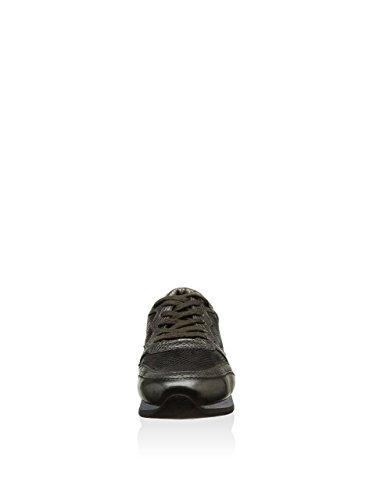 Mjus Sneaker Clip Grigio/Testa di Moro EU 40