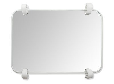Large Double Sided Infant Crib Mirror
