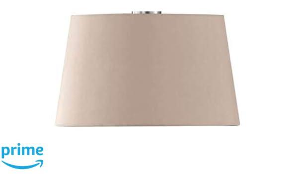 Pantalla textil Maxi 68853 para lámpara de mesa, lámpara ...