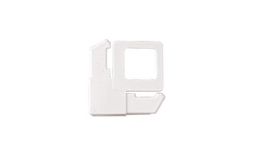 Lift Tab Plastic Screen Frame - Screen Frame Corner, 5/16
