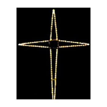 Amazon Com By Impact 22 Lighted Star Of Bethlehem