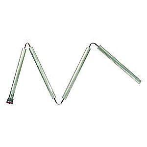 Aluminum & Zinc Hex Head flexible Anode Rod (.800