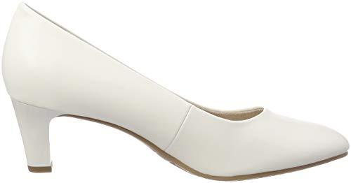 Tamaris 21 white Escarpins 22493 Femme Blanc 108 Matt 118rBqRw6