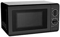 Avanti MWAV7BK MM07V1B 0.7 CF Manual Microwave Oven-Black, cu ()