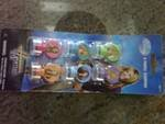 DISNEY HANNAH MONTANA 6 Paddle Stampers