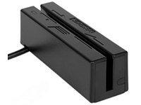 Mag-Tek 21040110 USB Keyboard Emulation, Track I/II Card Reader, Black