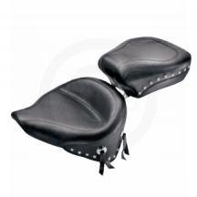 Mustang Wide Vintage Solo Seat 75757