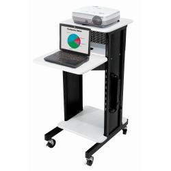 Oklahoma Sound PRC200 Steel Premium Presentation Cart, 18\