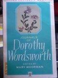 Journals of Dorothy Wordsworth 9780192811035