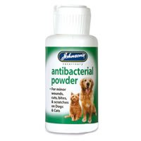 Hund Wundversorgung Anti Bakterielle Pulver für Hunde (TP) (jawp