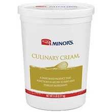 Nestle Minors Culinary Cream, 5 Pound -- 4 per case.