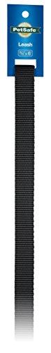 PetSafe Nylon Leash 3/4 x 6', Black