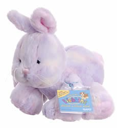 Webkinz Sherbet Bunny - Tag Bunny Signature