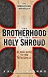 Front cover for the book The Brotherhood of the Holy Shroud by Julia Navarro