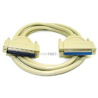 (Monoprice 100515 10-Feet DB37 M/F Molded Cable)
