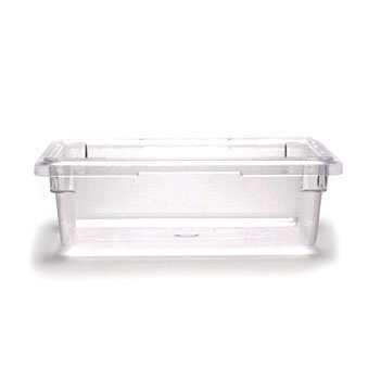 Cambro 12186CW135 Clear Food Box 12