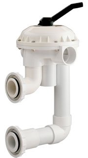 - Pentair 261142 2-Inch HiFlow Valve with Plumbing Replacement Pool and Spa D.E. Filter