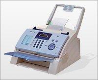 Panasonic UF-4000, Monochrome Laser Fax Machine, 20-page ADF, 240-page/4 MB Memory, Super G3 33.6 Kbps Modem, 100-station Autodialer