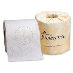 Toilet Tissue Preference Standard Roll 4 X 4.05 Inch 550 Sheets - Item Number 18280/01 - 80 Each / Case