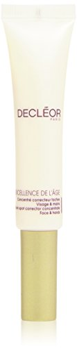 Decleor Excellence De L'Age Dark Spot Corrector Concentrate Unisex Concentrate, 0.5 Ounce