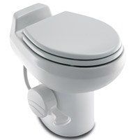 Dometic 302651001 White 510 Plus China Toilet by Dometic