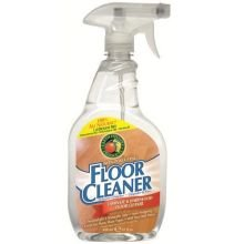 Earth Friendly Products Floor Cleaner, 17-Ounce Bottle