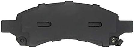 Truck; Metallic Front Raybestos SP368TR Disc Brake Pad Set-Specialty
