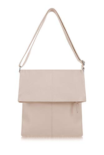 Body For Italian 100 Gift Cross Montte bag Di Women Smoke Fold Rose Luxury Over Jinne Shoulder large Leather Real ZxwpP1