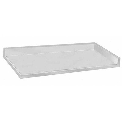 "UPC 747545167200, Counter Top with Backsplash Size: 1.5"" H x 60"" W x 24"" D"