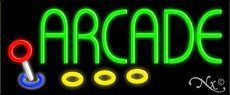 (Arcade Business Neon Sign - 13 x 32 x 3 inches - Made in USA)