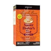 Dieters Super Apricot (Natrol Laci Le Beau Super Dieter's Tea, Apricot)