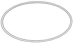 Door Gasket for MDT (Harvey ) MDG013