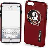 NCAA Florida State IPhone 6 Dual Hybrid Case (2 Piece), Red