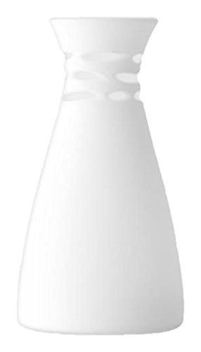 LSA (エルエスエー) G1245-38-511 CROCHET(クロシェ) フラワーベース (花器) 大 ホワイト B015G2ZHXG 大 大