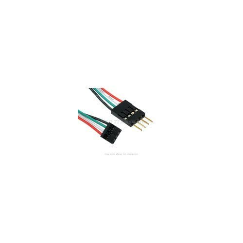 10 Pack 2.54mm to 2.0mm pitch USB Port Header Adapter Cable